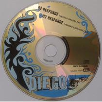 Cd Single Diego González (rebeldes, Rbd) Responde