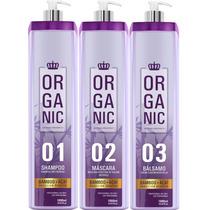 Escova Progressiva Mundo Organico Reduce 0%formol Liso Forte