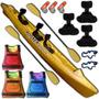 Kayak Rocker Warrior 3 Personas C8 Local C/ Pileta De Prueba