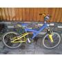 Bicicleta Mountain Bike Italiana Usada Rod 20