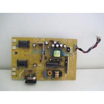 Defeito Placa Fonte 715g2510-2 Monitor Aoc 2217