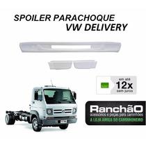 Spoiler Parachoque Caminhão Vw Delivery 5.140 8.160 9.160