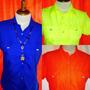 Camisas Tipo Columbia Uniformes Dama