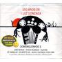 Cd 100 Anos De Luiz Gonzaga Part. Alceu Valença Nando Cordel
