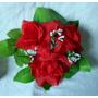 M28 Bouquet Ramo De Flores Tela Centros De Mesa Eventos Casa