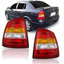 Lanterna Traseira Astra 1998/2002 Sedan Tricolor L Esquerdo