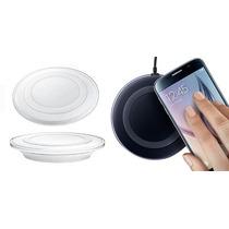 Cargador Inalambrico Qi Samsung Galaxy S6 S7 Pad S3 Nokia Lg