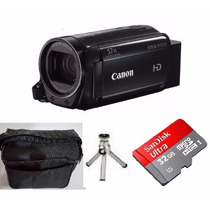 Filmadora Canon Vixia Hf R700 Full Hd Entrada De Mic+brindes