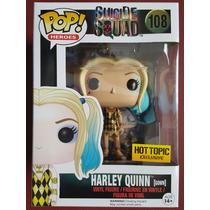 Edición Limitada Funko Pop Harley Quinn Vestido De Noche 108