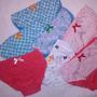 Oferta Pantaletas De Niñas Tallas 2 A La 10