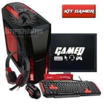 Pc Gamer Completo Amd A4 4.0ghz, 8gb , Frete Grátis