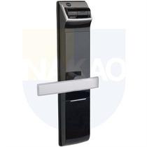 Fechadura Digital Biométrica Digital Yale La Fonte Ydm4109