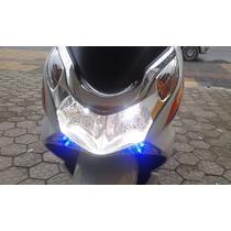 Lampada Hs5 Honda Pcx-lead Efeito Xenon ( Par)
