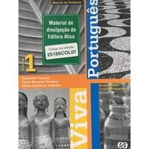 Viva Português ,volume 1,língua Portuguesa Ensino Médio