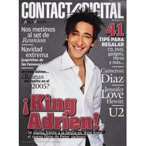 Contacto Digital - King Adrien - Cameron Díaz - U2 - 41 Tips
