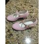 Zapatos De Flamenco Rosados Para Niñas, Importados