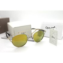 Gafas Lentes Dior So Real Gold Originales Entrega Inmediata
