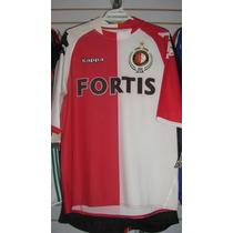 Playera Kappa Del Feyenoord De Holanda Talla S Envio Gratis