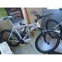 Bicicleta Venzo Yety Blanco/celeste Talle 20 21 Vel.