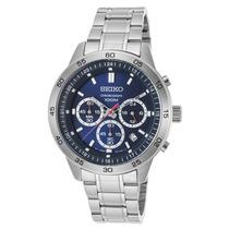 Reloj Seiko Sks517p1 Es Neo Sport Chronograph Stainless