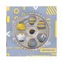 Engranaje Polea Bomba Inyectora Renault Clio 2 K9k 1.5 Dci