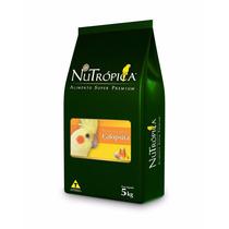 Farinhada Nutrópica Para Calopsita A Base De Mel E Ovos 5kg
