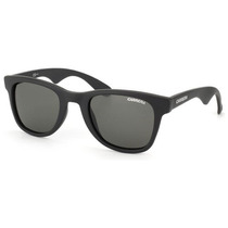 Gafas Carrera Matte Black Plastic Unisex Sunglasses