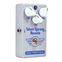 Pedal Guitarra Reverb Silver Spring Mad Professor