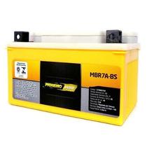 Bateria Moto Pioneiro Burgman 125 Modelo Novo E Antigo 12v7a