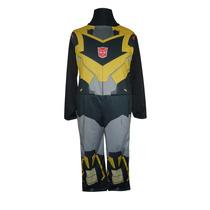 Disfraz Transformers Bumblebee Con Lic.original New Toys