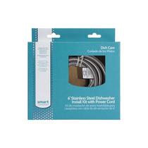 Smart Choice - Lavavajillas Línea De Agua Y Kit De Cable De