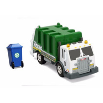 Tonka Camion Garbage Truck Mighty Fleet 06590