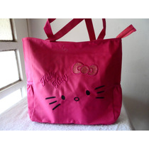 Bolso Hello Kitty Sanrio/bob Esponja Nickelodeon/cartera!