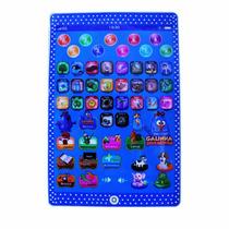 Mini Tablet Infantil Galinha Pintadinha Interativo Multifun