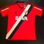 Camiseta River Suplente Roja 2015/16.