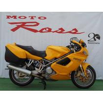 Única Ducati St4s Sportturing Abs Equipada