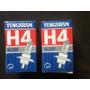 Bombillo Halogeno H4 Tungsram 24v 140/90w 3 Patas