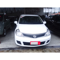 Tiida Sedan 1.8 16v Flex Fuel 2011