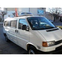 Vendo Vw Transporter 2.4 Impecable ,titular.