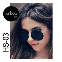 Lentes Redondos De Sol Fashion Moda 2015 Protección Uv400