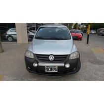 Volkswagen Crossfox Confortline 5ptas 2008