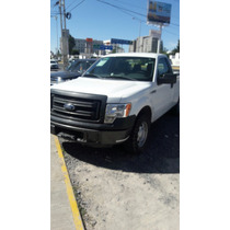 Ford F-150 6 Cilindros, A/c, Automática, Cabina Regular 2013