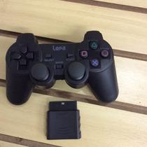 Controle Playstation 2 Sem Fio -lefa