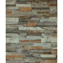 Tapiz Decorativo Tipo Piedra Con Textura, Lavable
