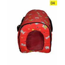 Casinha Bolsa Transporte Cães Gatos Pet Bag Passeio Grande