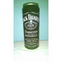 Lata Cilindro 2 Litros Jack Daniels