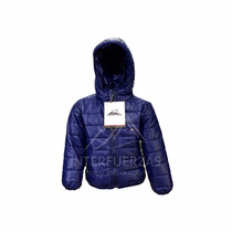 Campera Argus Niño Inflable Montagne Chicos