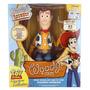 Boneco Toy Story Woody 40cm 45 Falas Em Português Br691 - Mu