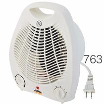 Calefactor Calentador Ventilador Con Regulador Aire Calor