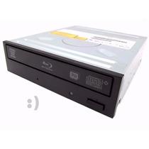 Gravador E Leitor Cd Dvd Blu Ray Hl 3.5 Sata Bh40n 03t8423